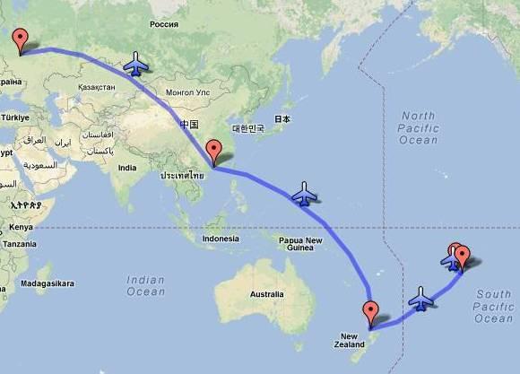 Где находится бора-бора остров на карте мира